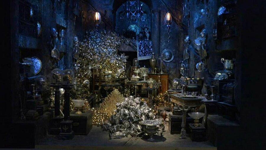 بانک جادوگران برای بازدید علاقمندان هری پاتر