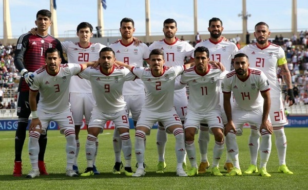 ترکیب احتمالی تیم ملی ایران مقابل چین - 1