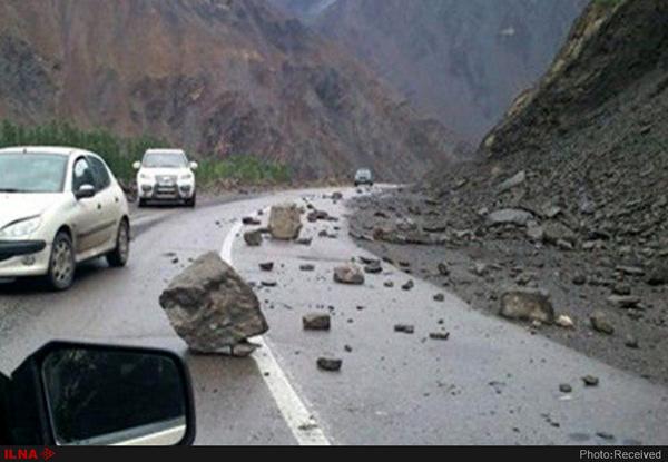 فوت یک نفر بر اثر ریزش کوه در سوادکوه دوآب - 2