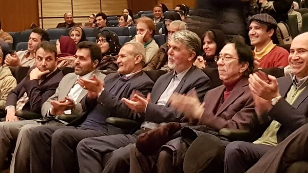 وزیر ارشاد در اولین بازدید از اجرای جشنواره موسیقی فجر چه گفت؟ - 1
