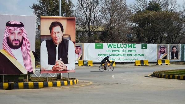 سفر بن سلمان به اسلامآباد در سایه تنشهای هند و پاکستان - 1