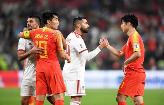 گزارش تصویری ایران ۲ - چین صفر - 13