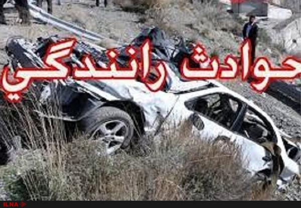۶ کشته و ۳ مصدوم بر اثر برخورد سه دستگاه خودرو در ماکو - 2