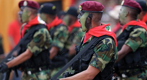 ارتباط مستقیم آمریکا با ارتش ونزوئلا غیر قابل قبول است - 2