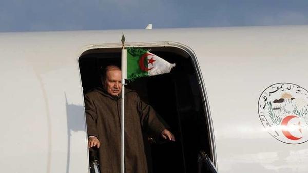 بوتفلیقه امروز به الجزایر بازمیگردد - 1