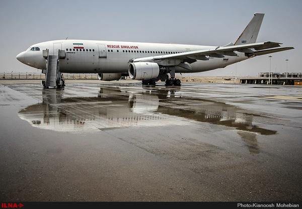شرایط جوی نامساعد در فرودگاه امام (ره) / احتمال تاخیر پروازها - 1