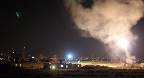 حمله موشکی به تلآویو (ویدئو) - 2