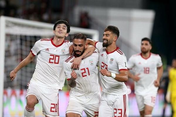 بررسی آماری و فنی بازیهای تیم ملی در جام ملتهای آسیا - 1