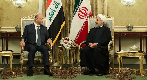 بازتاب سفر روحانی به عراق در رسانههای عربی - 1