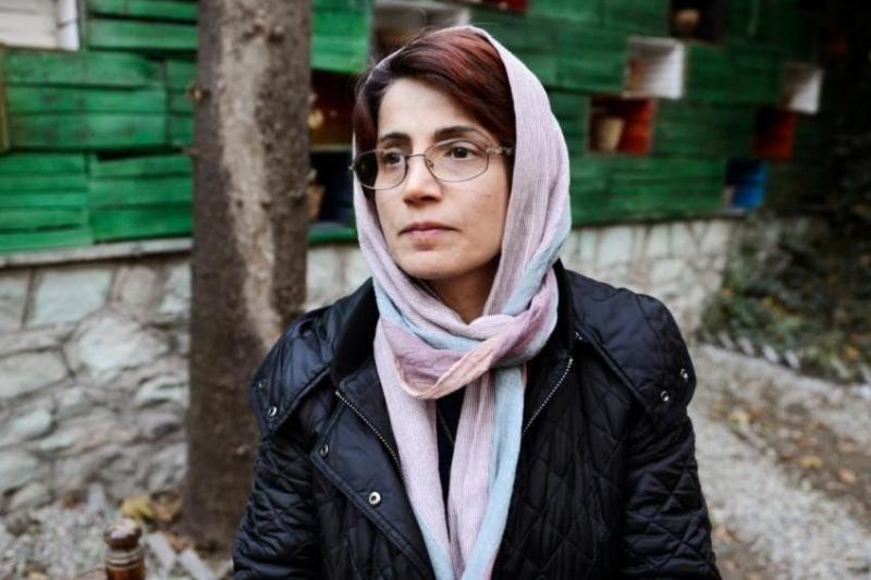 نسرین ستوده به ۷ سال زندان محکوم شد