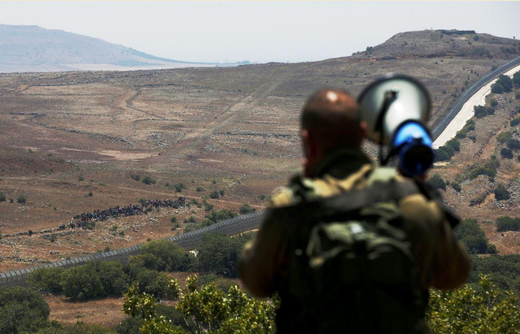 نگاه نگران اردن و مصر به بلندیهای جولان سوریه