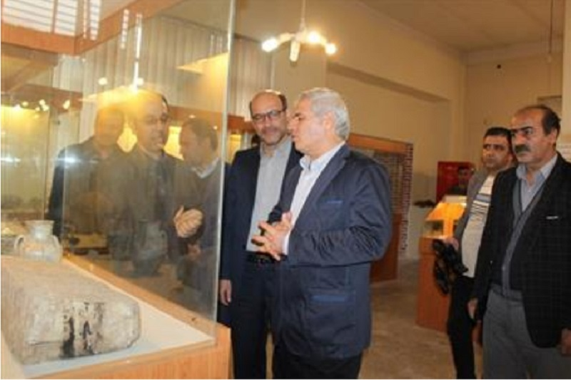افزون بر ۲ هزار اثر تاریخی در موزه خوی نگهداری میشود