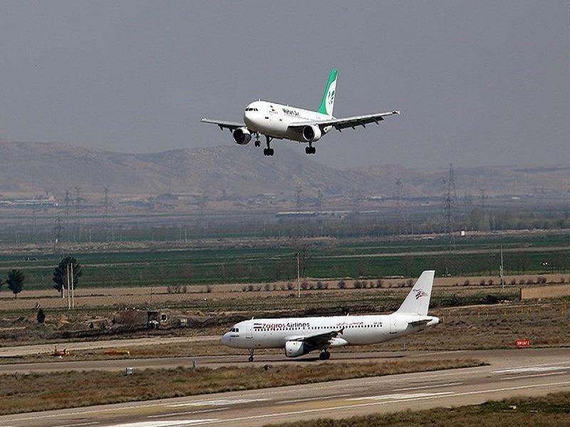 پروازهای فرودگاه مشهد از سر گرفته شد