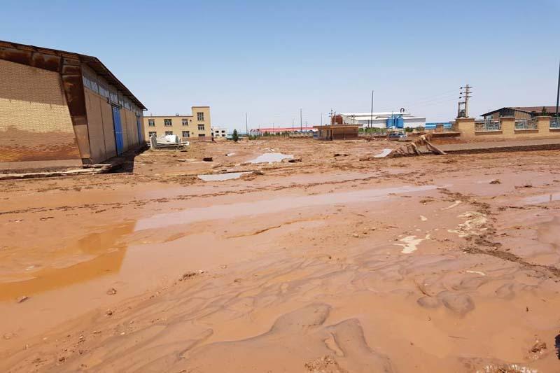 بلایای طبیعی امسال ۲۰ هزار میلیارد ریال به قزوین خسارت زد