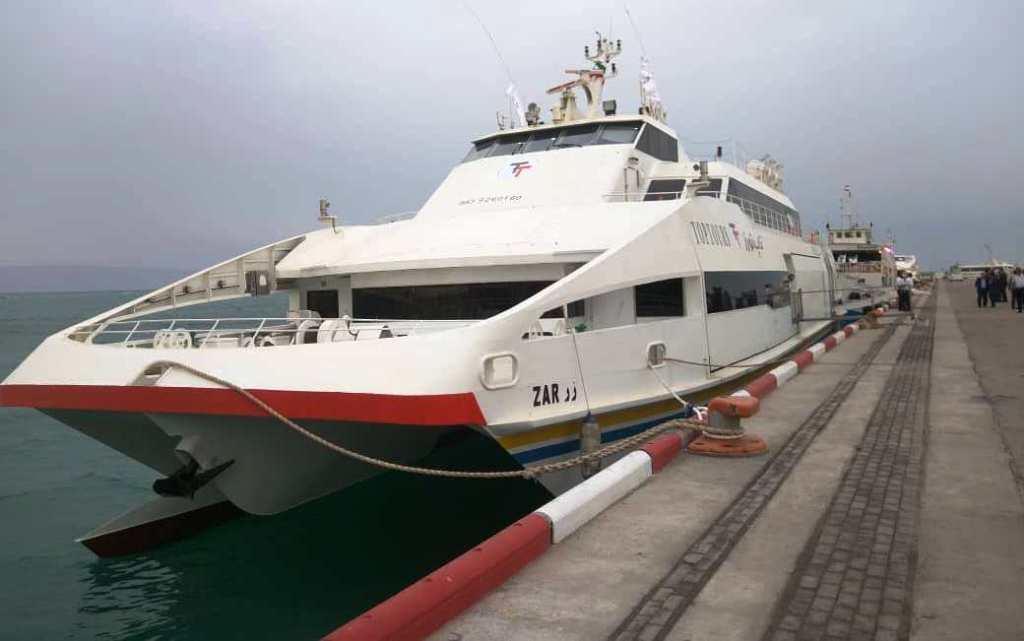 دومین گام درتقویت زیرساختهای گردشگری دریایی کیش و خلیج فارس برداشته شد