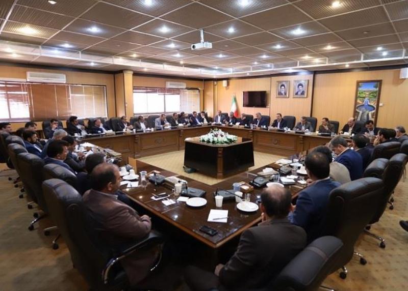 فرمانداران ۴ شهرستان فارس در نشست با استاندار چه گفتند