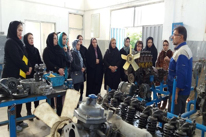 مرکز فنی و حرفهای بوکان رتبه نخست آذربایجان غربی را کسب کرد