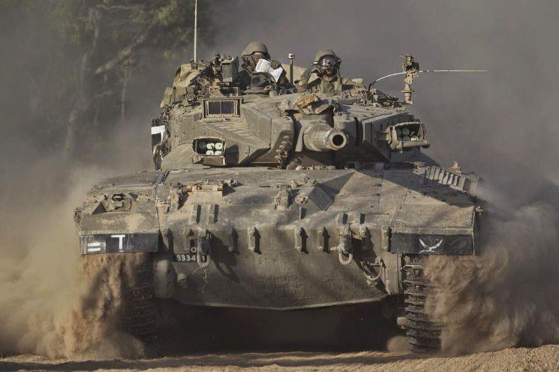 تارنمای صهیونیستی: اسراییل برای اشغال غزه برنامه ریزی کرده است