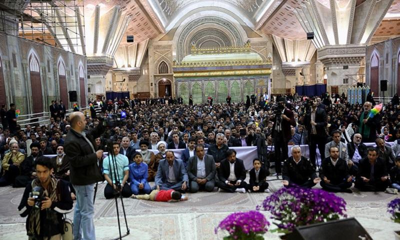 مراسم تحویل سال نو در حرم امام راحل برگزار میشود