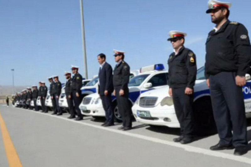 ۶۰ تیم پلیس راه استان مرکزی جادهها را نظارت میکنند