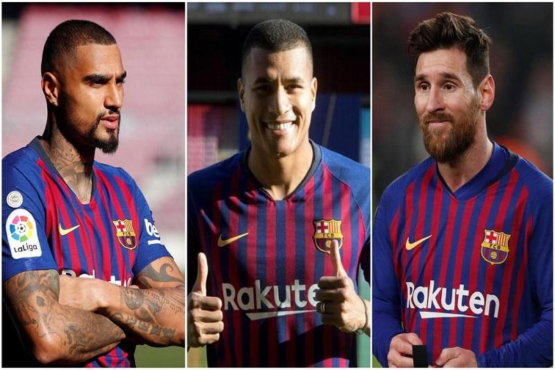 خریدهای جدید بارسلونا به دستور مسی کنار گذاشته شدند