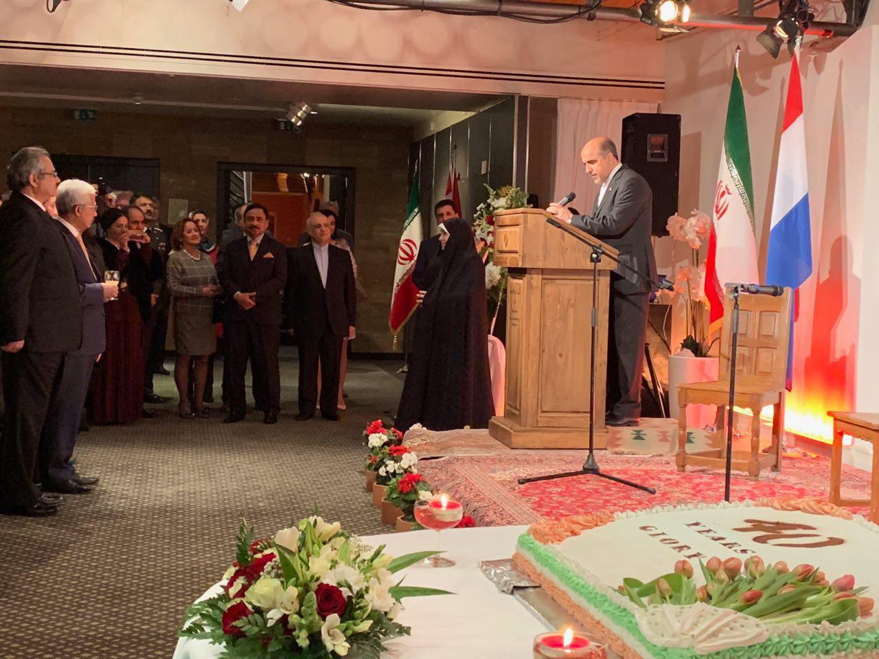 سفیر ایران: برجام الگوی خوبی از پیروزی دیپلماسی است
