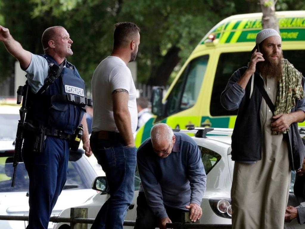 تیراندازی دوم در کرایست چرچ نیوزیلند