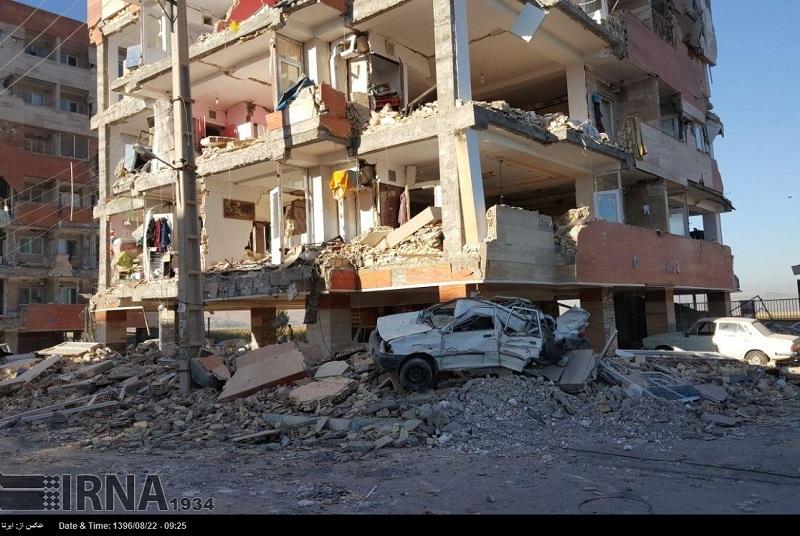 پرداخت تسهیلات ۵۰ میلیون ریالی به مالکان خودروهای خسارت دیده از زلزله
