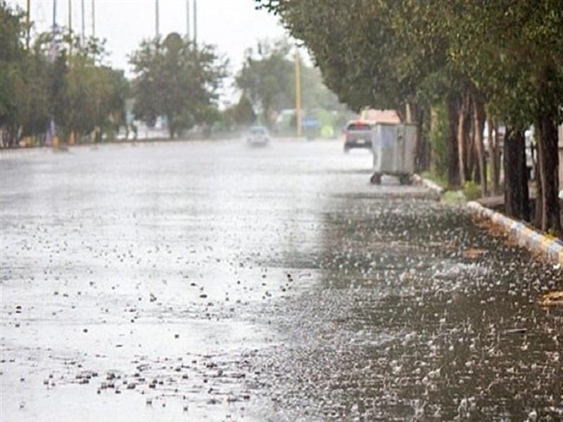 ۸۸ میلیمتر باران در بروجرد بارید