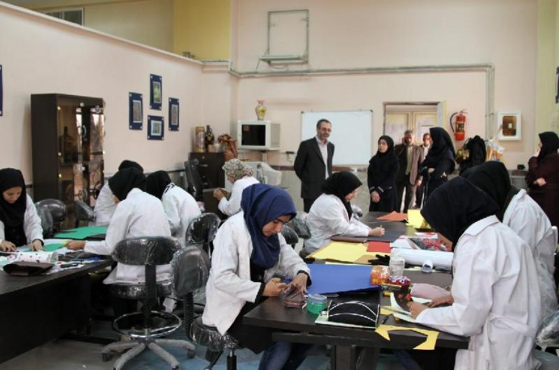 افزایش ۷۳ درصدی سهم زنان از آموزشهای فنی حرفهای