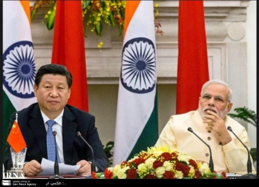 هند در قبال چین خویشتنداری میکند