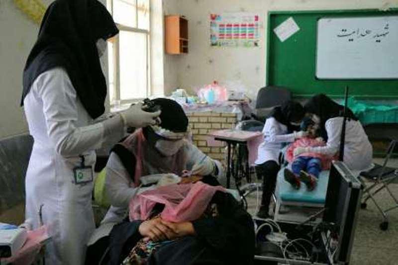 آغاز فعالیت پزشکان و دامپزشکان جهادگر در لمزان بندر لنگه