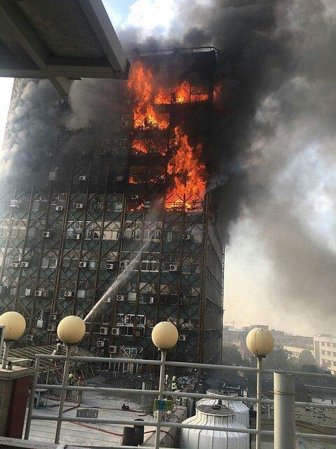 مقررات ایمنی که با سرد شدن آتش پلاسکو فراموش شد - 13