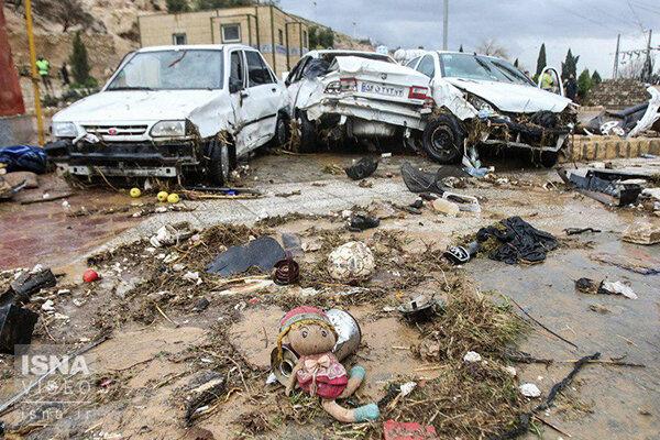 رودخانه منتهی به دروازه قرآن لایروبی نشده بود/ کوتاهی مسئولین شهرداری شیراز علیرغم هشدارها