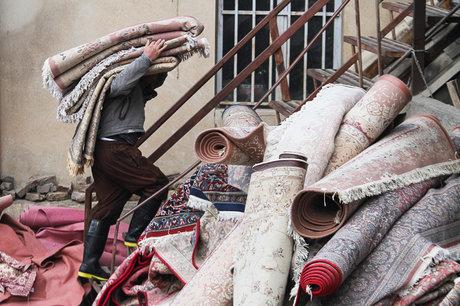رویش قارچگونه قالیشوییهای غیرمجاز در روزهای پایانی سال