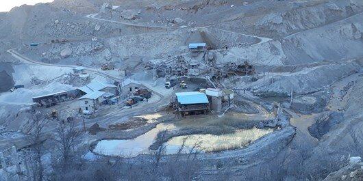 وجود ۶۵۰ معدن دارای پروانه بهرهبرداری در آذربایجانشرقی