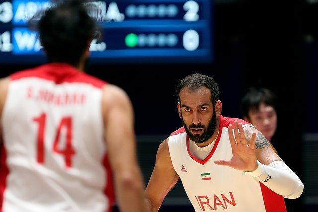 خبر خوش برای بسکتبال/ حدادی برای ایران بازی میکند