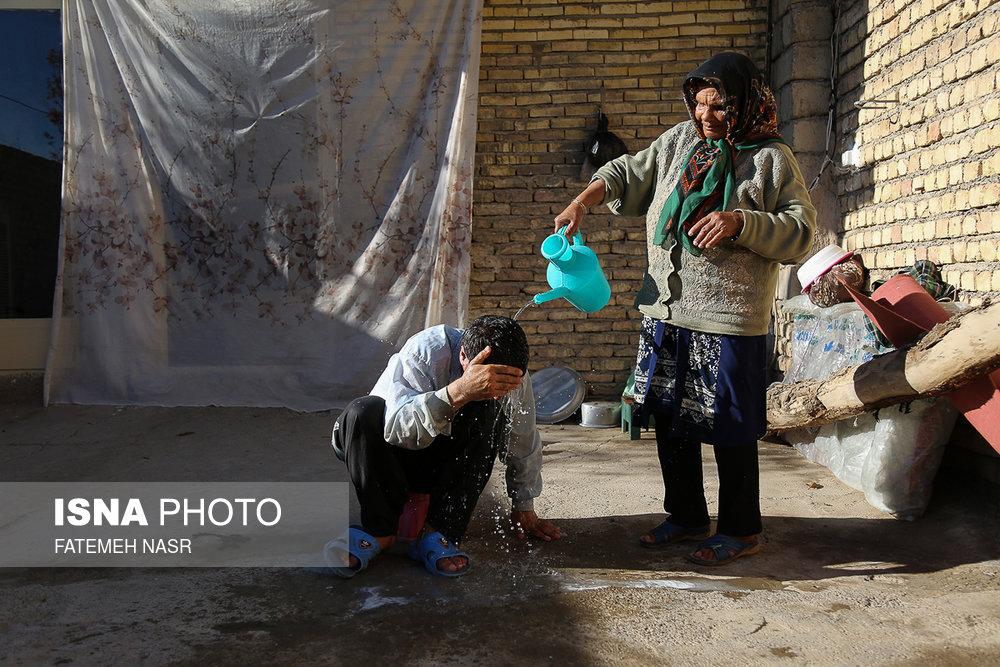 /۱۲ آذر ، روز جهانی معلولان/دستانی که میلرزد، دلی که آرام است - 0