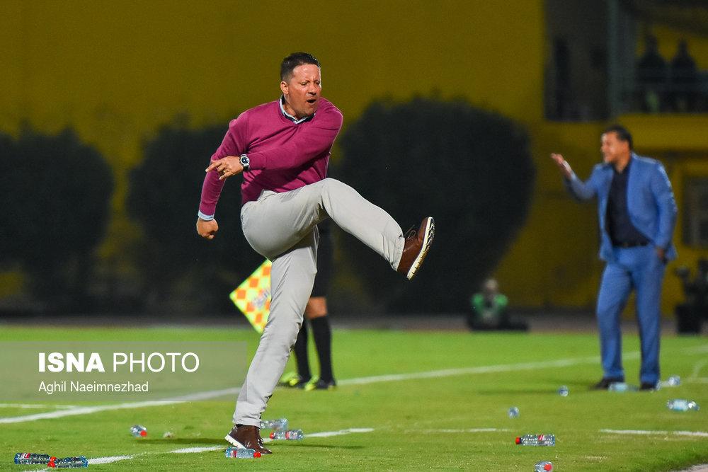 یک چهارم نهایی جام حذفی- دیدار تیمهای فوتبال صنعت نفت آبادان و سایپا - 19