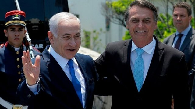 برزیل به دنبال طرحی جایگزین برای انتقال سفارتش به قدس است