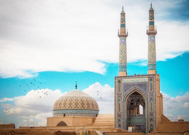 جاذبههای زیباترین شهر خشتی ایران - 13