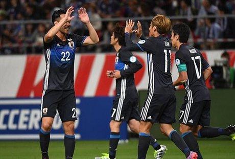 نوآوری جالب در تمرین تیم ملی ژاپن
