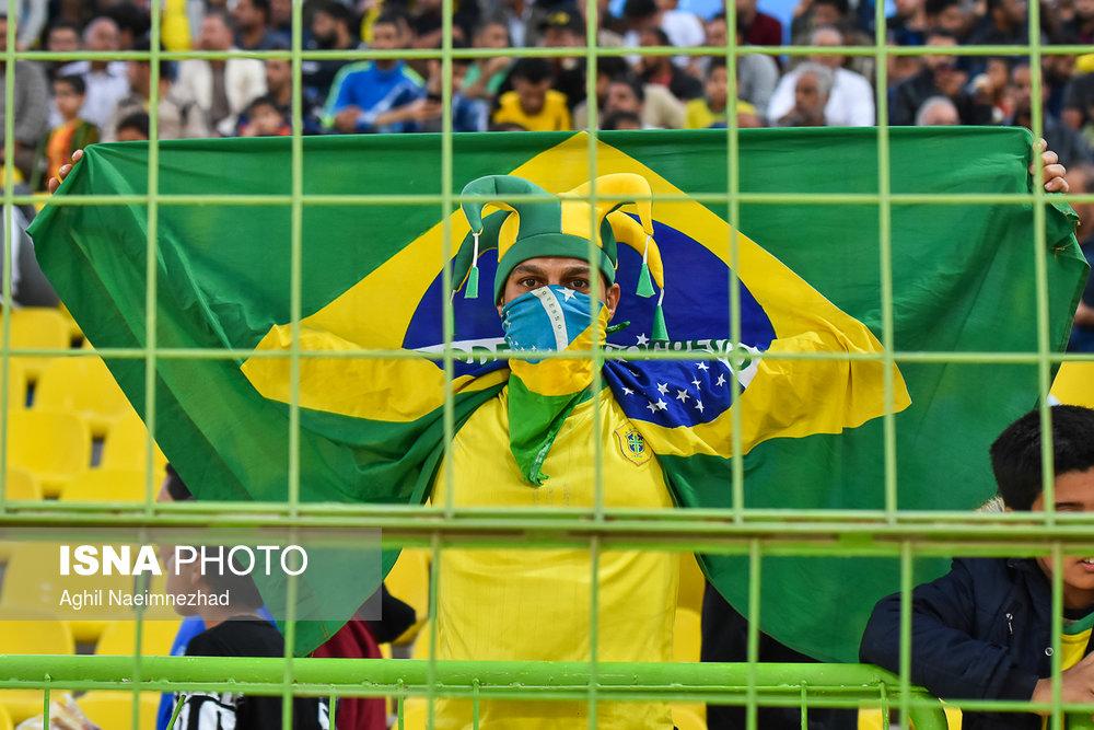 یک چهارم نهایی جام حذفی- دیدار تیمهای فوتبال صنعت نفت آبادان و سایپا - 5