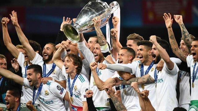 رئال مادرید بهترین باشگاه جهان