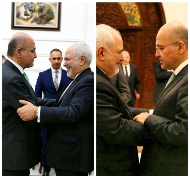 عراق؛ ظریف و ترامپ - 14