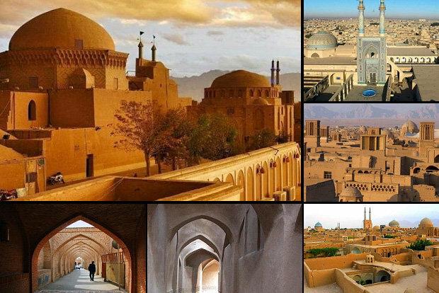 جاذبههای زیباترین شهر خشتی ایران