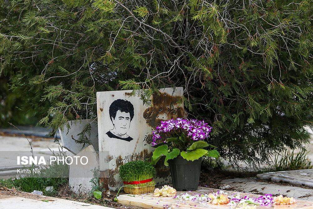 آخرین پنجشنبه سال در بهشت زهرا - 12