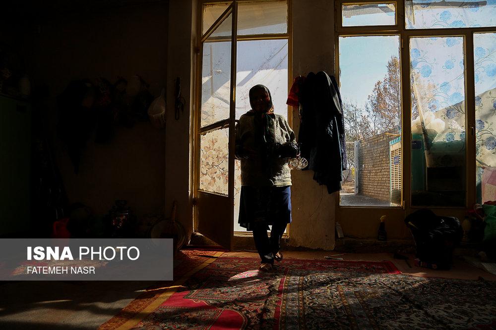 /۱۲ آذر ، روز جهانی معلولان/دستانی که میلرزد، دلی که آرام است - 14