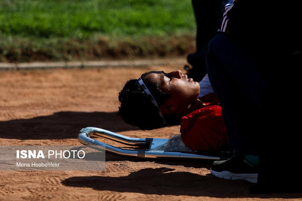 دیدار دوستانه  فوتبال جوانان دختر ایران و اردن (تصاویر) - 14