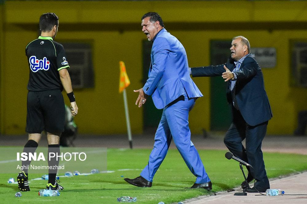 یک چهارم نهایی جام حذفی- دیدار تیمهای فوتبال صنعت نفت آبادان و سایپا - 26